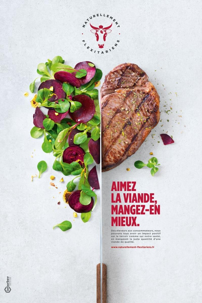 Aimez la viande, mangez-en mieux : naturellement flexitariens